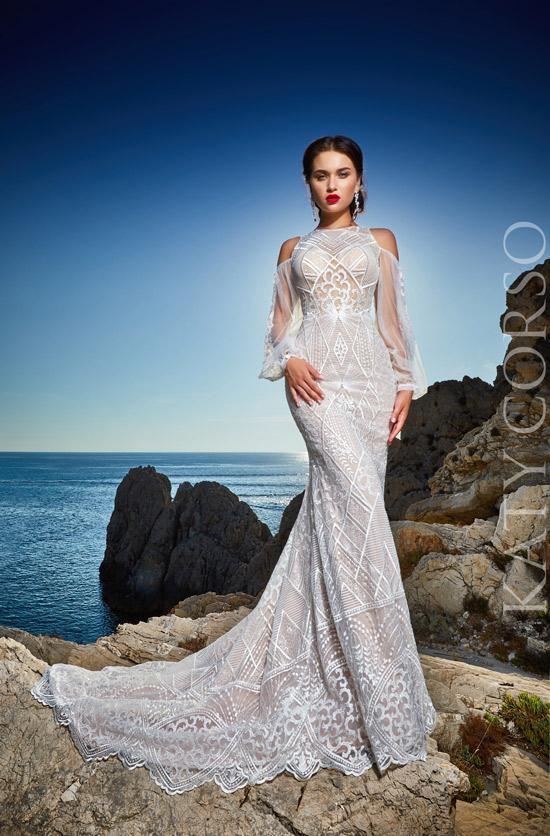 82ba49f44ff0ae 10 трендів весільних суконь 2019 року – Wedding magazine Ukraine ...