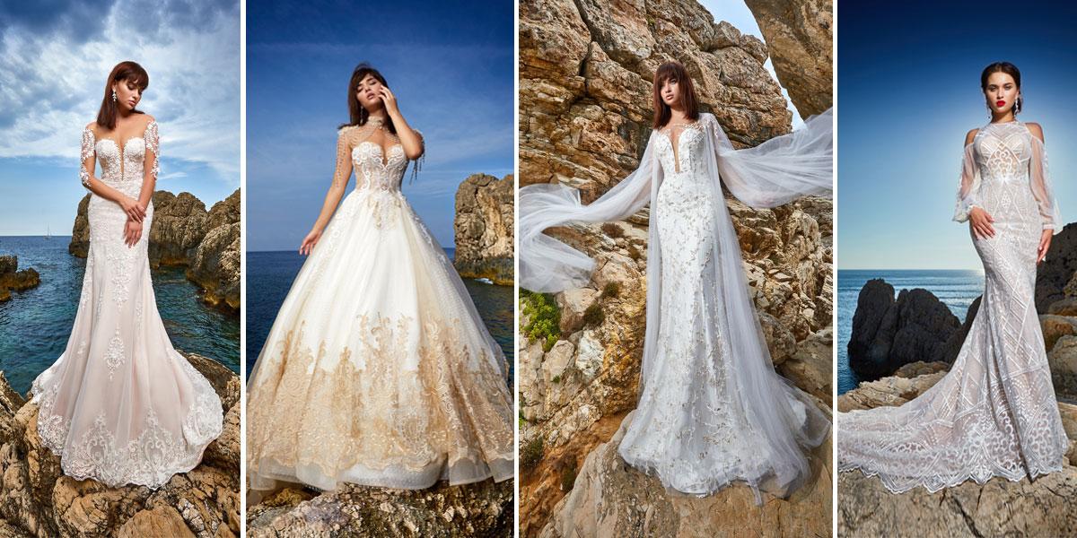 6f215d7d96e028 10 трендів весільних суконь 2019 року – Wedding magazine Ukraine –  особенный журнал о свадьбах