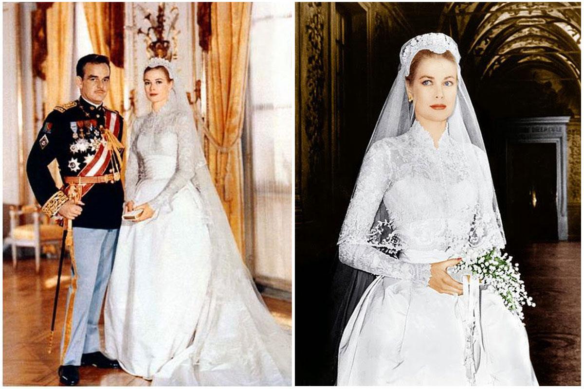db83ca7a263 10 фактов о свадебном платье Грейс Келли – Wedding magazine Ukraine ...