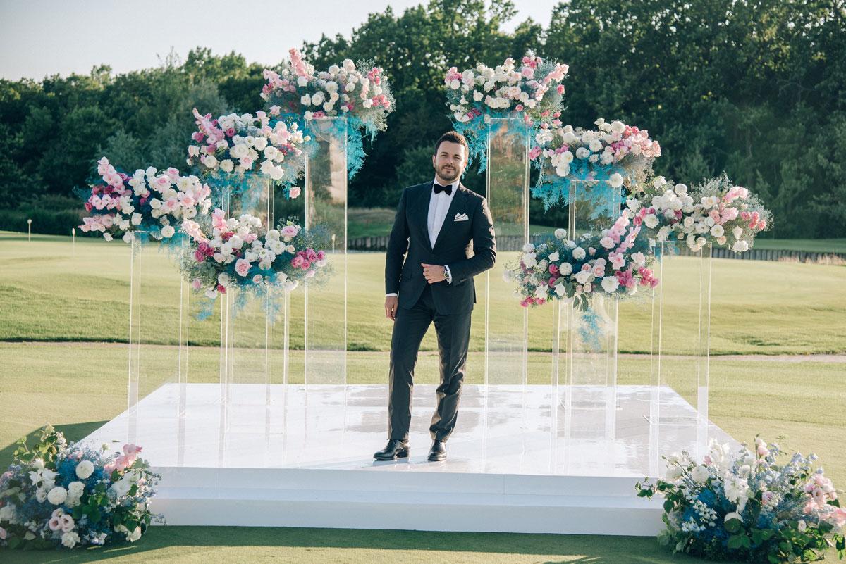 Григорий Решетник ведущий свадьбы