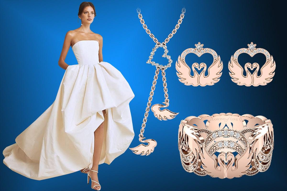 DIAMOND of LOVE wedding jewellery