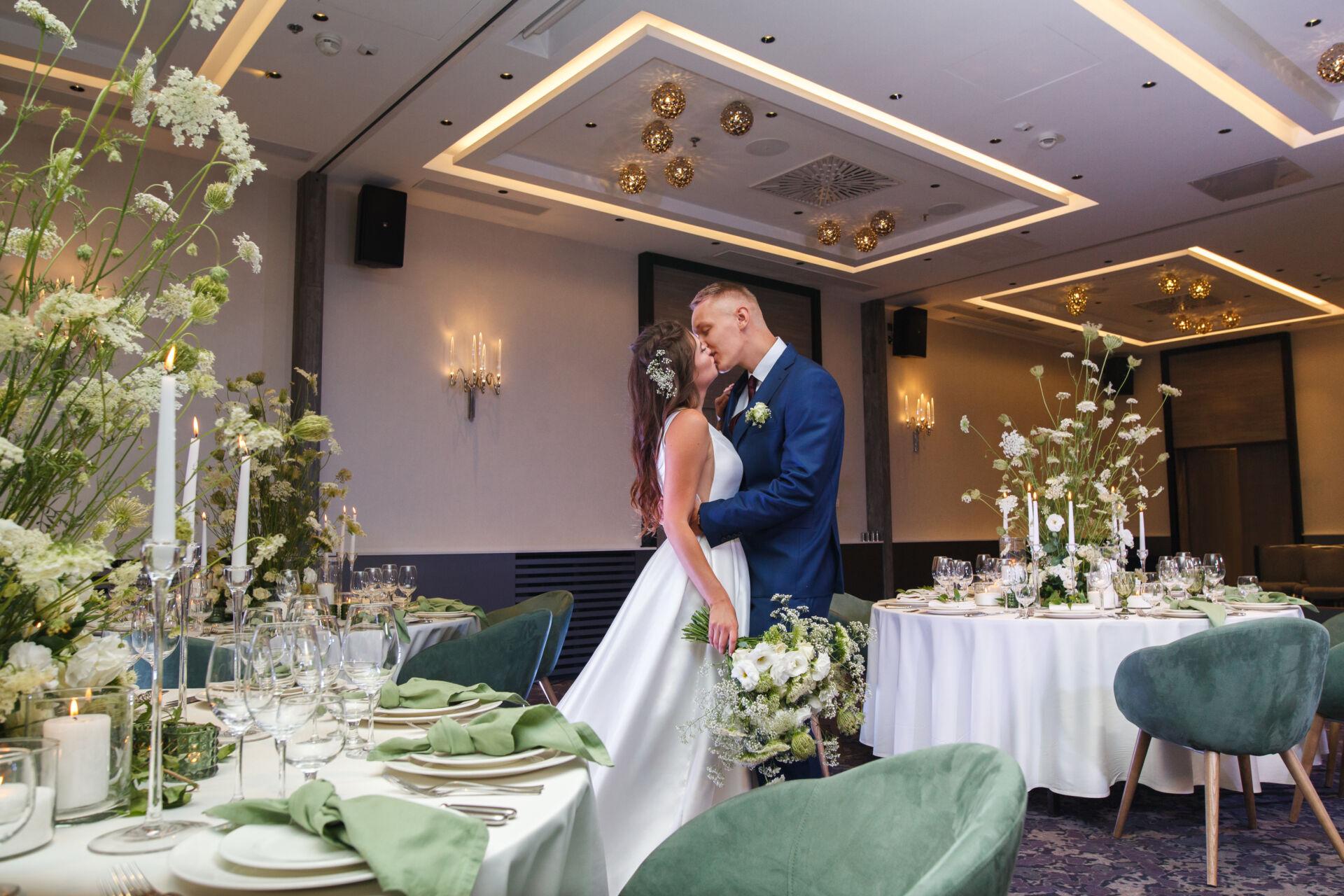 камерная свадьба, Radisson Blu Hotel Kyiv City Centre